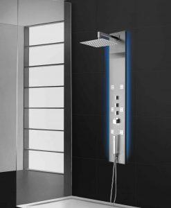 Nos colonnes de douche